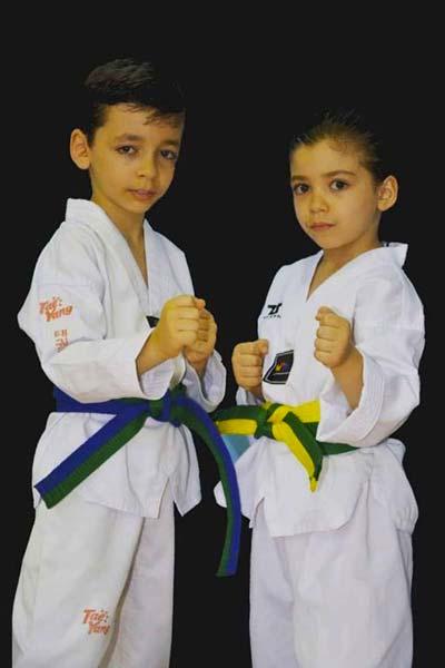 taekwondo-bambini
